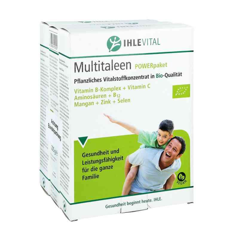 Ihlevital Multitaleen Bio-nahrungsergänzung Pulver  bei versandapo.de bestellen