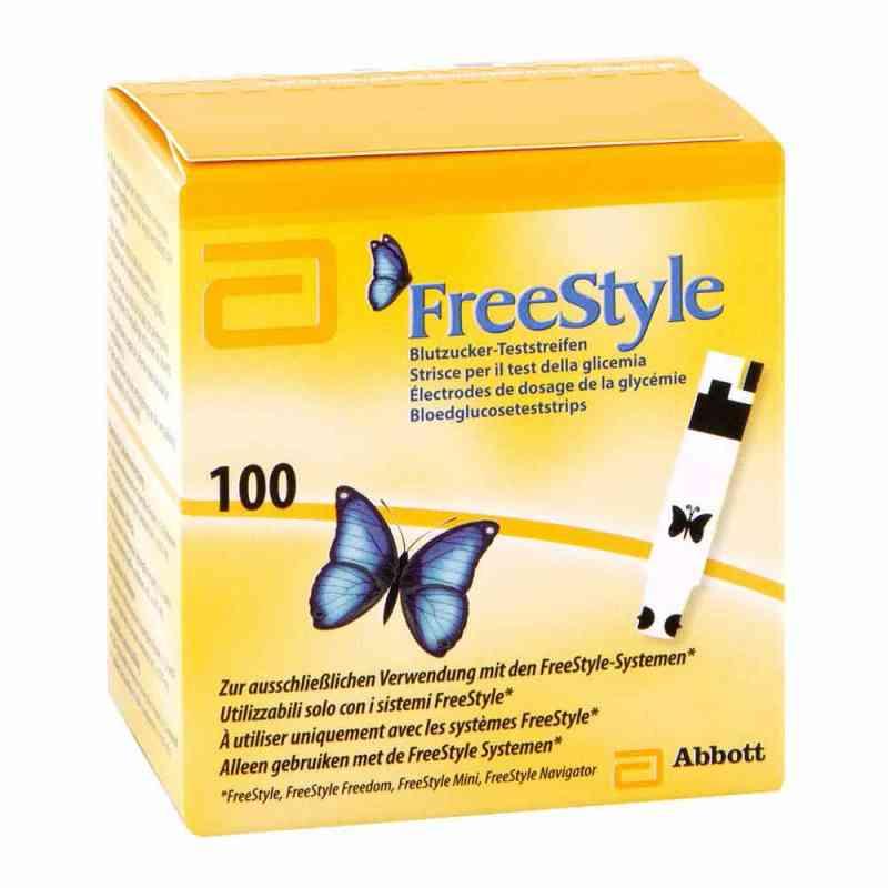 Freestyle Teststreifen  bei versandapo.de bestellen