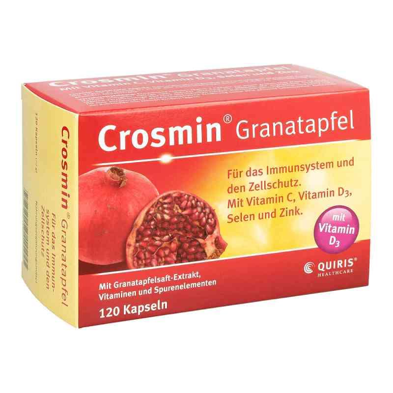 Crosmin Granatapfel Kapseln  bei versandapo.de bestellen