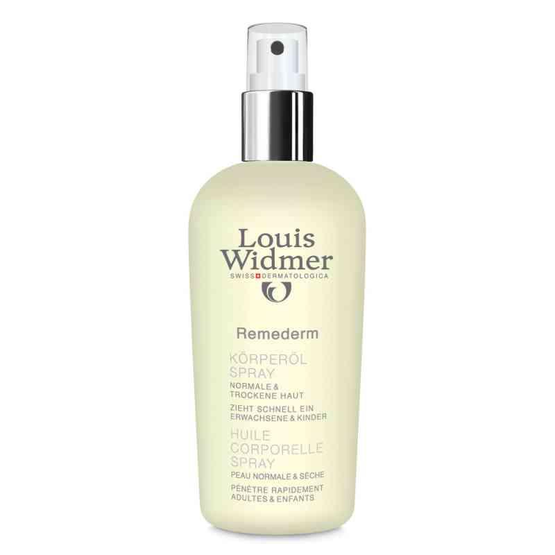 Widmer Remederm Körperöl Spray leicht parfüm.  bei versandapo.de bestellen
