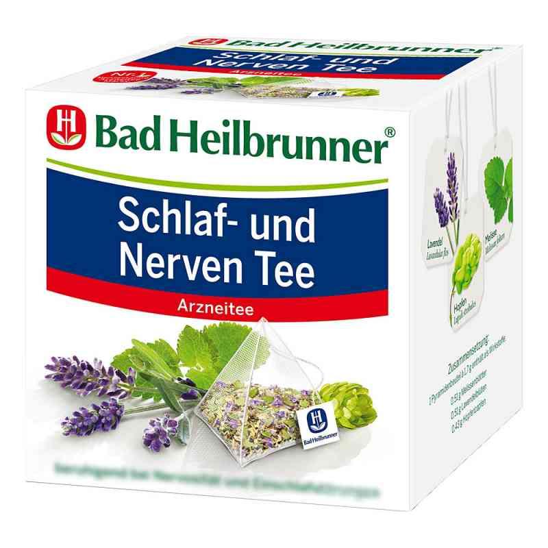 Bad Heilbrunner Tee Schlaf- und Nerven Pyram.btl.  bei versandapo.de bestellen