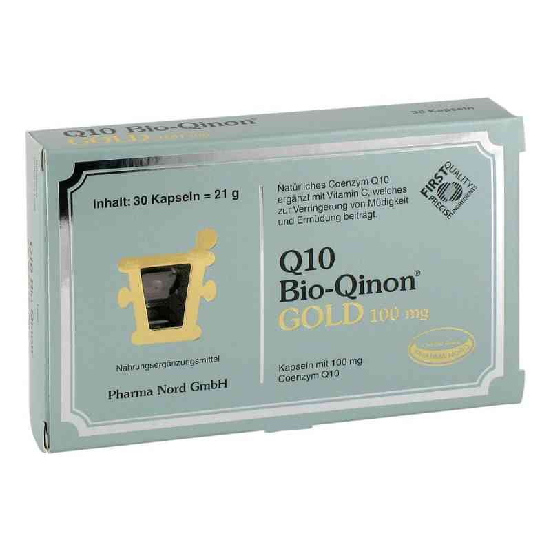 Q10 Bio Qinon Gold 100 mg Kapseln  bei versandapo.de bestellen