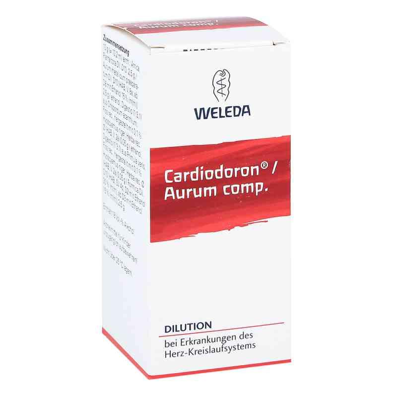 Cardiodoron/aurum compositus  Dilution  bei versandapo.de bestellen