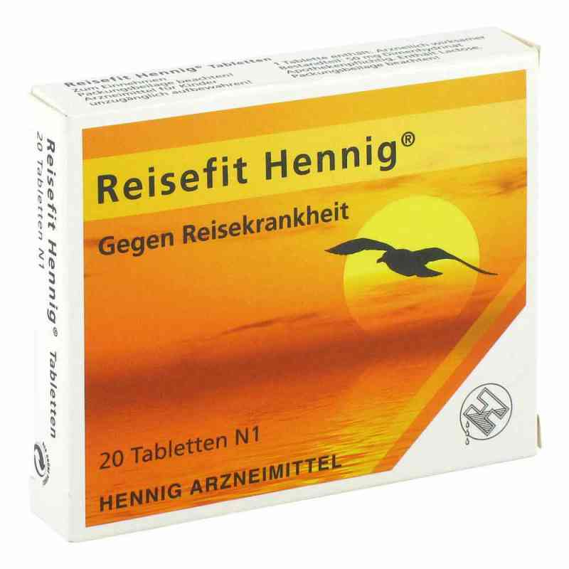 Reisefit Hennig 50mg  bei versandapo.de bestellen