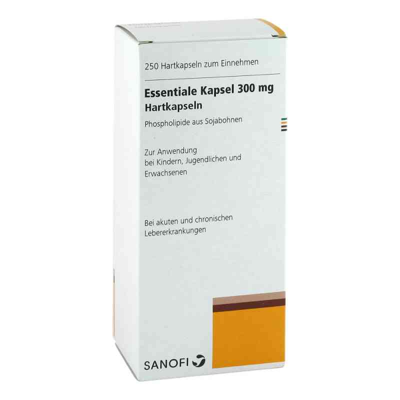 Essentiale Kapsel 300mg  bei versandapo.de bestellen