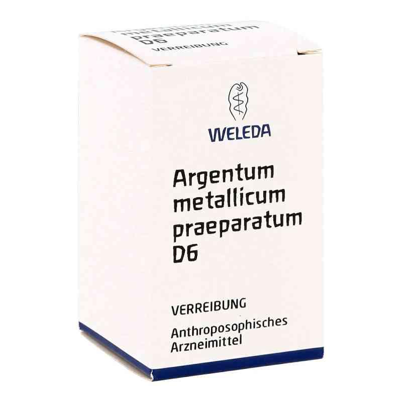 Argentum Metallicum Praep. D 6 Trituration  bei versandapo.de bestellen