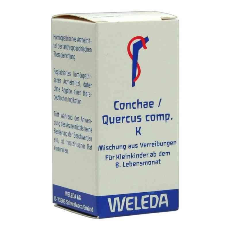 Conchae/quercus Comp. K Trituration  bei versandapo.de bestellen