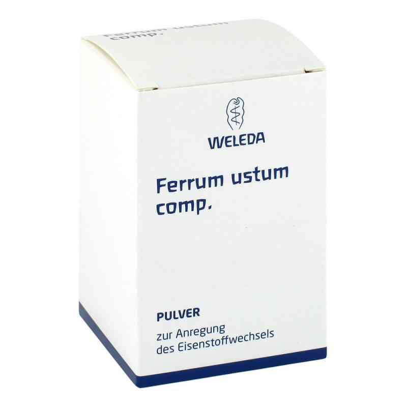 Ferrum Ustum compositus  Pulver  bei versandapo.de bestellen