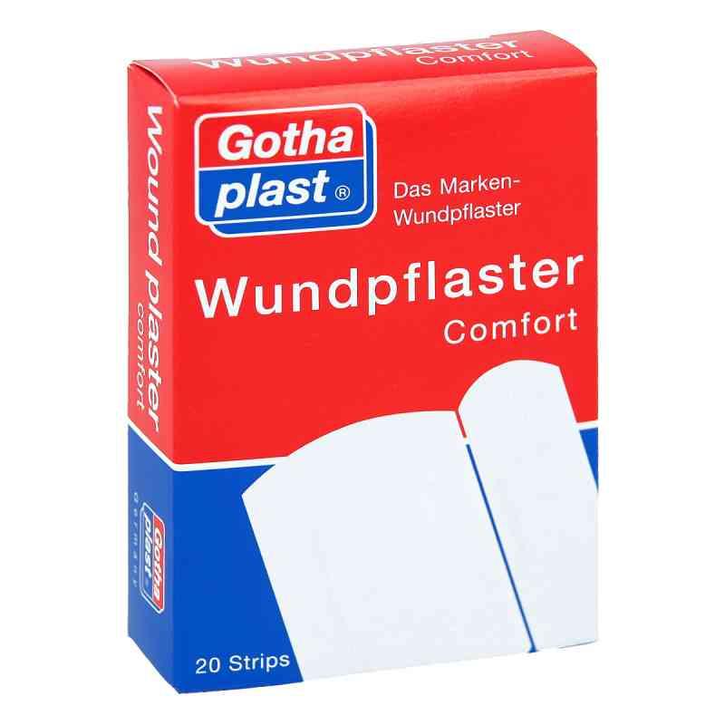 Gothaplast Wundpfl.comfort 2 Grössen  bei versandapo.de bestellen