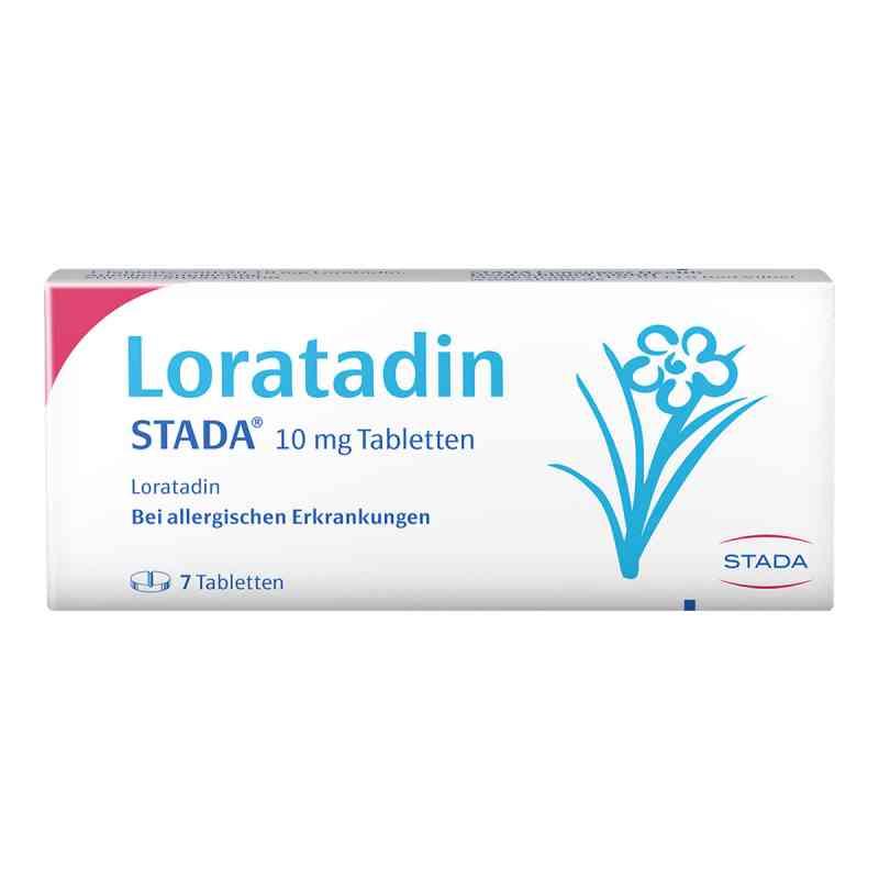 Loratadin STADA allerg 10mg  bei versandapo.de bestellen