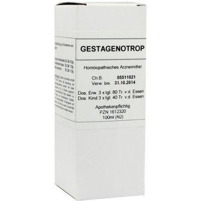 Gestagenotrop Dilution  bei versandapo.de bestellen