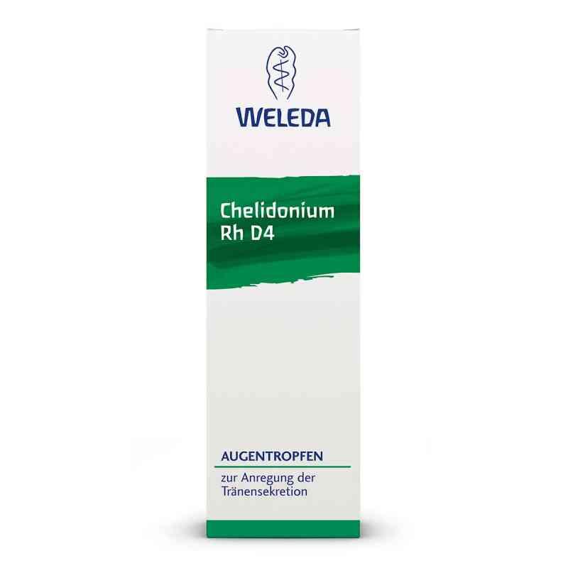 Chelidonium Augentropfen Rh D 4  bei versandapo.de bestellen