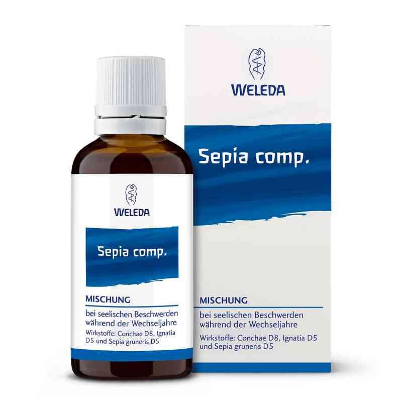 Sepia Comp. Dilution  bei versandapo.de bestellen