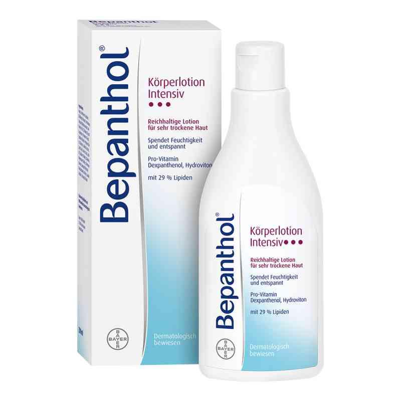 Bepanthol Intensiv Körperlotion Flasche  bei versandapo.de bestellen
