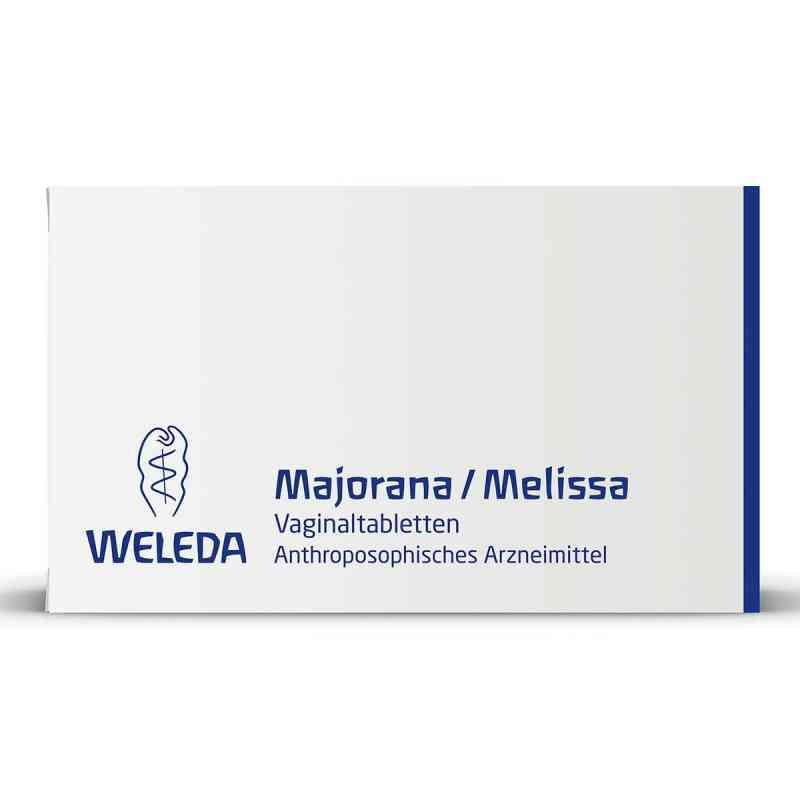 Majorana/melissa Vaginaltabletten  bei versandapo.de bestellen