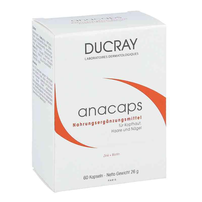 Ducray Anacaps mit Aminosäuren Kapseln  bei versandapo.de bestellen