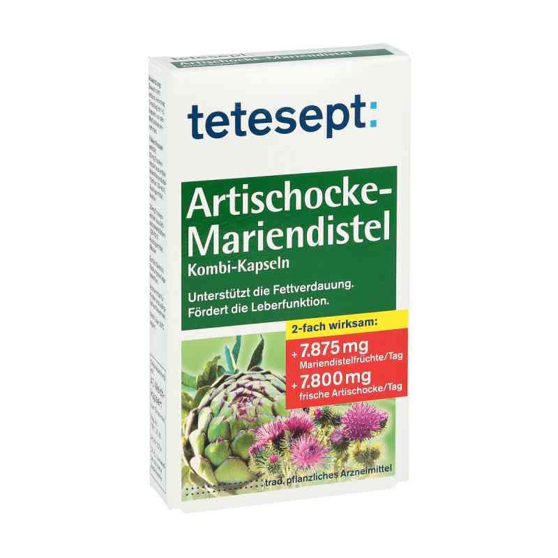 Tetesept Artischocke-Mariendistel Kombi-Kapseln  bei versandapo.de bestellen