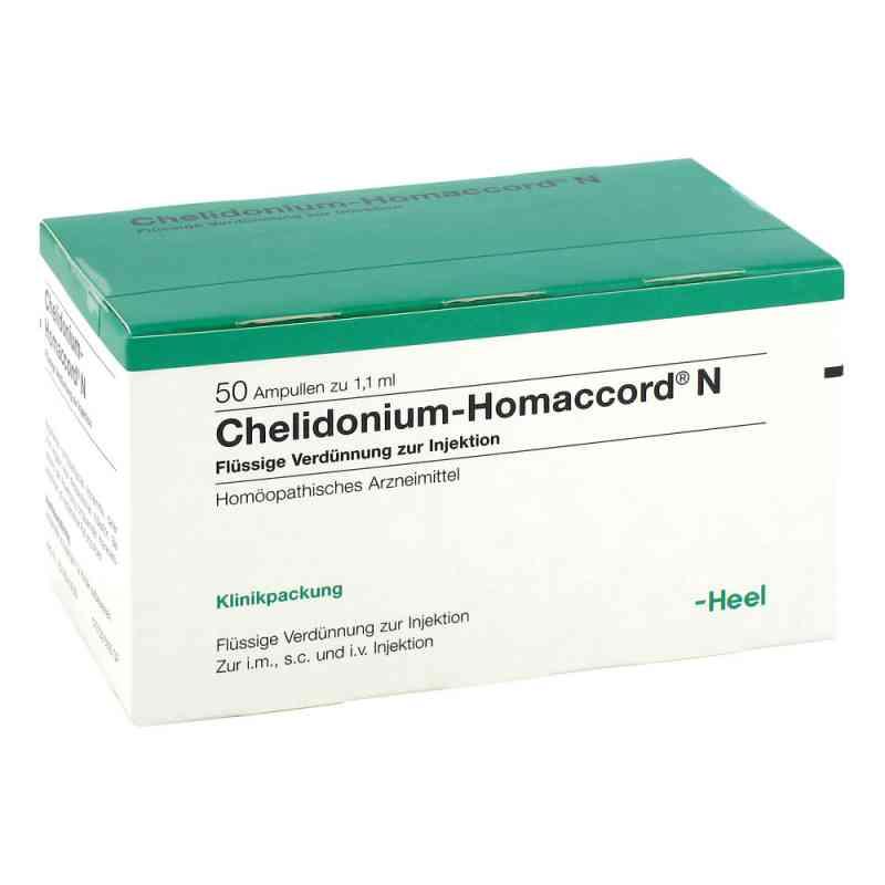 Chelidonium-homaccord N Ampullen  bei versandapo.de bestellen