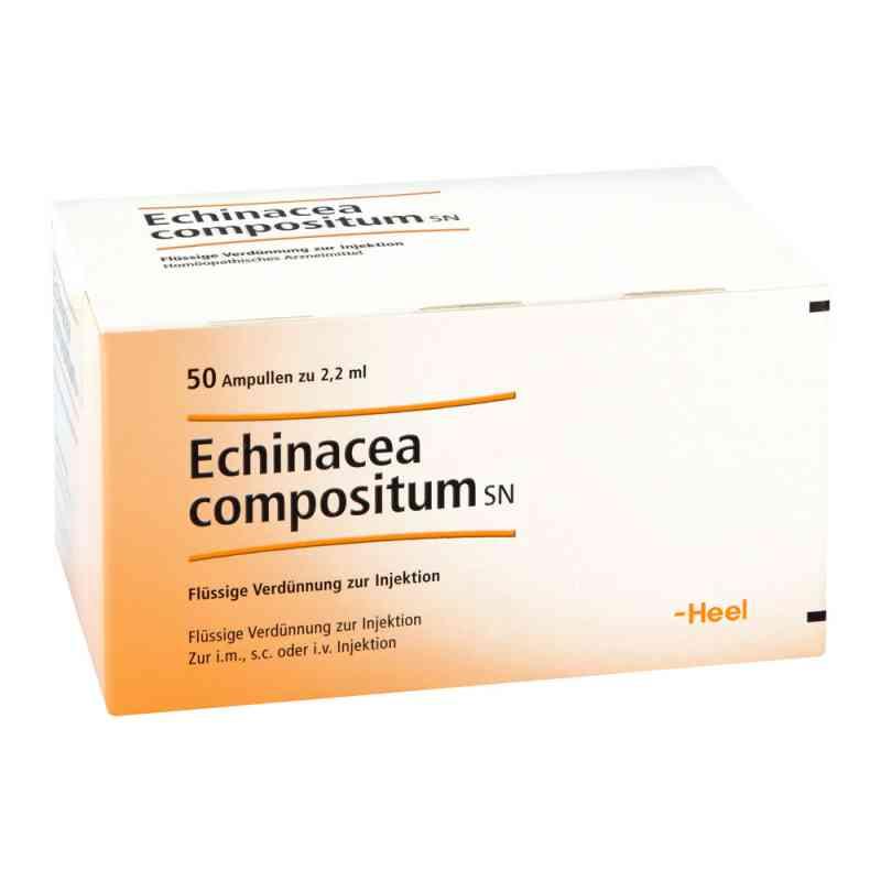 Echinacea Compositum Sn Ampullen  bei versandapo.de bestellen