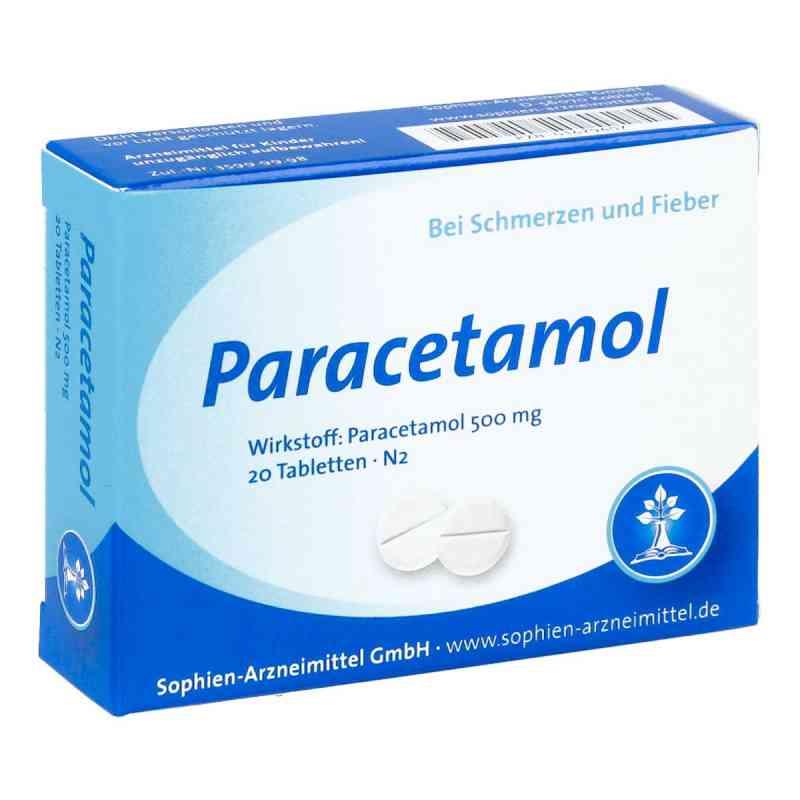 Paracetamol 500 Sophien  bei versandapo.de bestellen