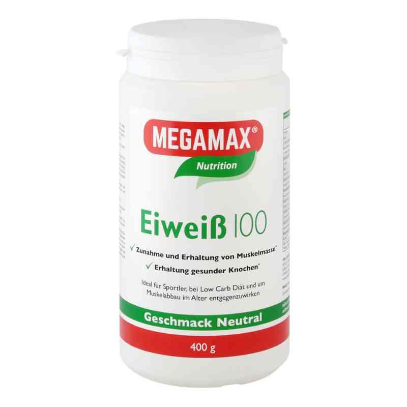 Eiweiss 100 Neutral Megamax Pulver  bei versandapo.de bestellen