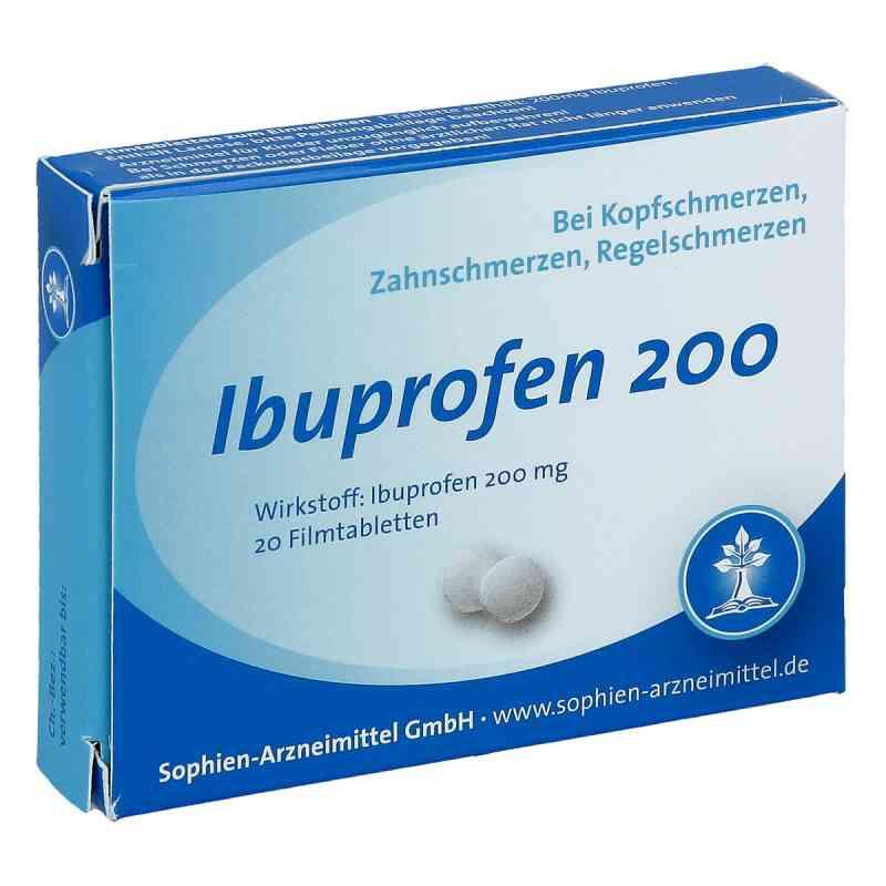Ibuprofen 200  bei versandapo.de bestellen