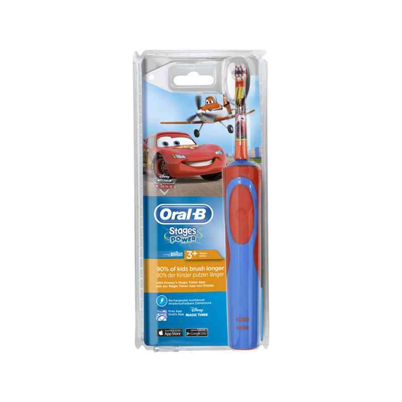 Oral-B Stages Power Kids Elektrische Zahnbürste mit Disneys Cars  bei versandapo.de bestellen
