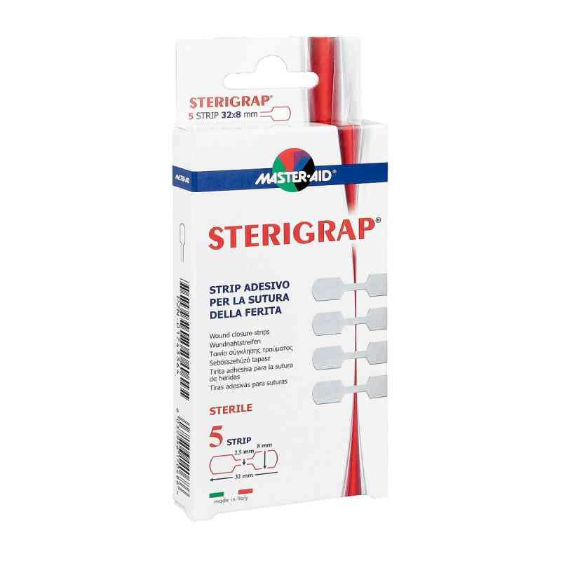Sterigrap Wundnahtstreifen 32x8 mm  bei versandapo.de bestellen