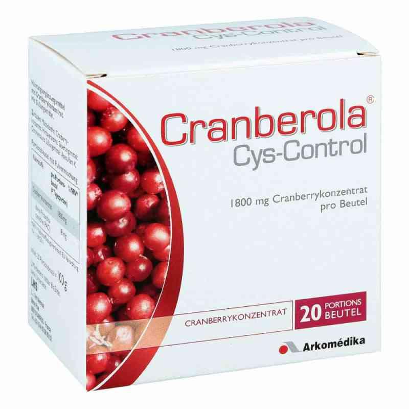 Cranberola Cys Control Pulver  bei versandapo.de bestellen