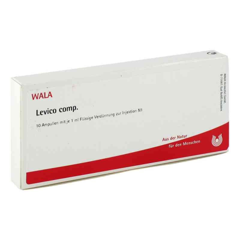 Levico Comp. Ampullen  bei versandapo.de bestellen