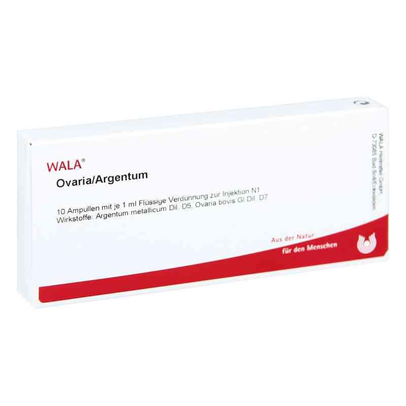 Ovaria/ Argentum Ampullen  bei versandapo.de bestellen