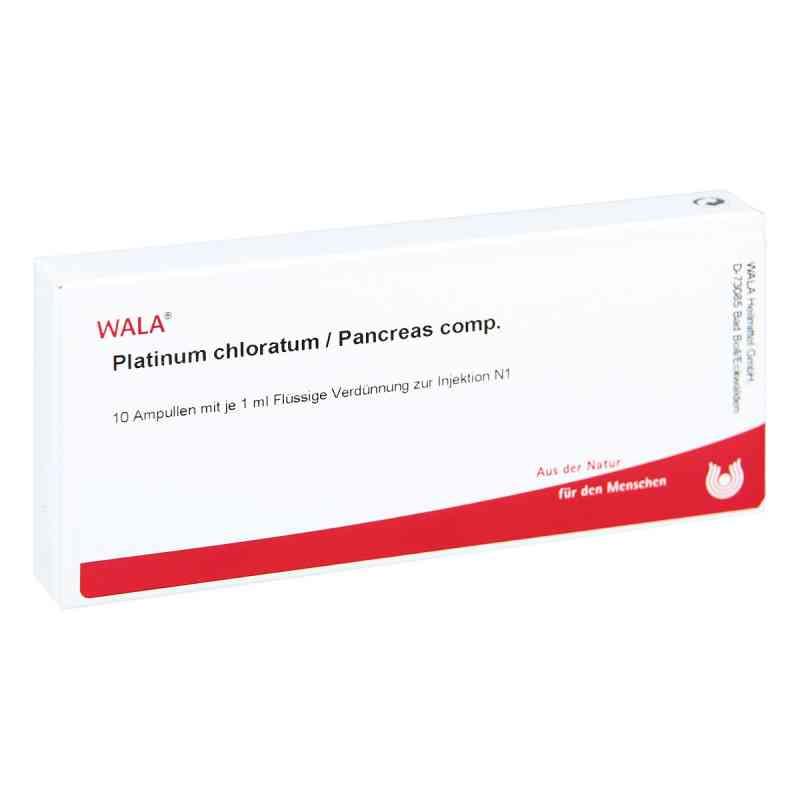 Platinum Chlorat./ Pankreas Comp. Ampullen  bei versandapo.de bestellen