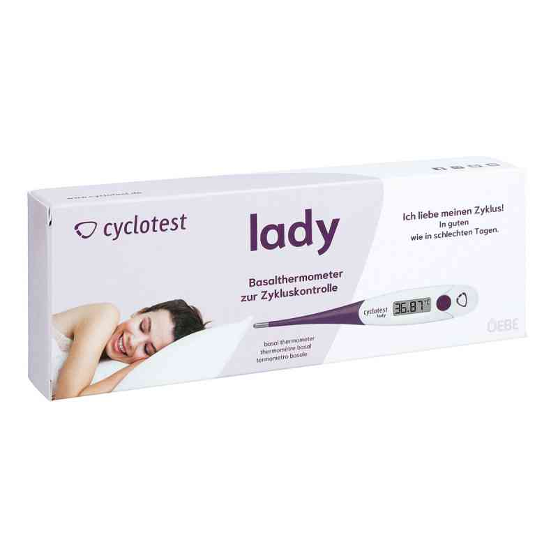 Cyclotest lady Basalthermometer  bei versandapo.de bestellen