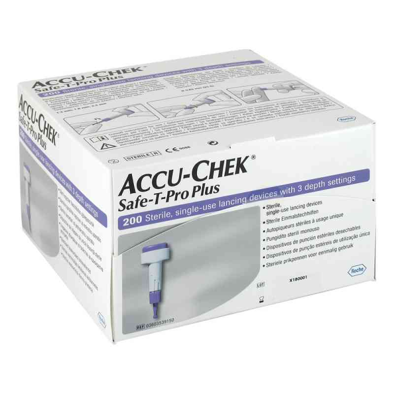 Accu Chek Safe T Pro Plus Lanzetten  bei versandapo.de bestellen