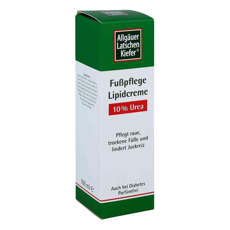 Allgäuer Latschenk. 10% Urea Fuss Lipidcreme  bei versandapo.de bestellen