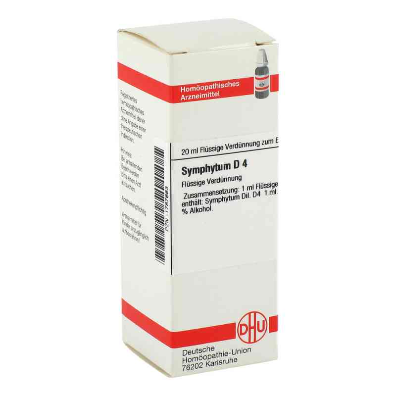 Symphytum D 4 Dilution  bei versandapo.de bestellen