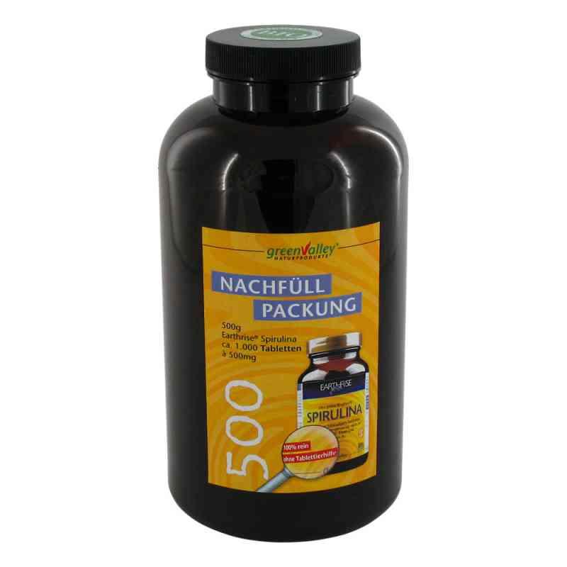 Spirulina Earthrise Nachfüllpackung  Tabletten  bei versandapo.de bestellen