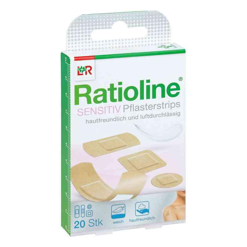 Ratioline sensitive Pflasterstrips in 4 Grössen  bei versandapo.de bestellen