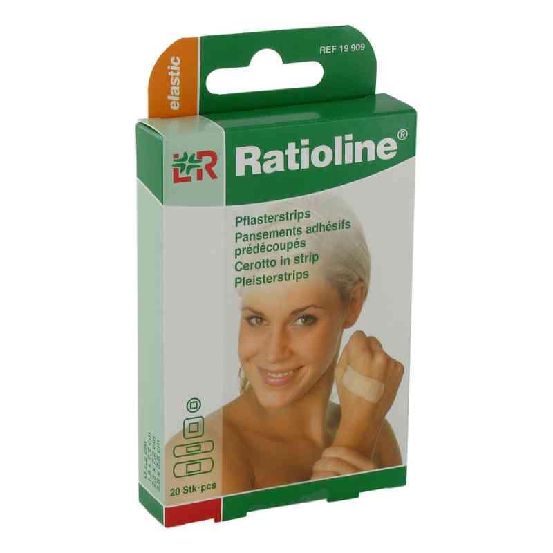 Ratioline elastic Pflasterstrips in 4 Grössen  bei versandapo.de bestellen