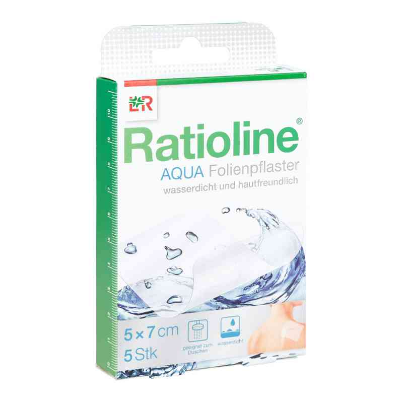 Ratioline aqua Duschpflaster 5x7 cm  bei versandapo.de bestellen