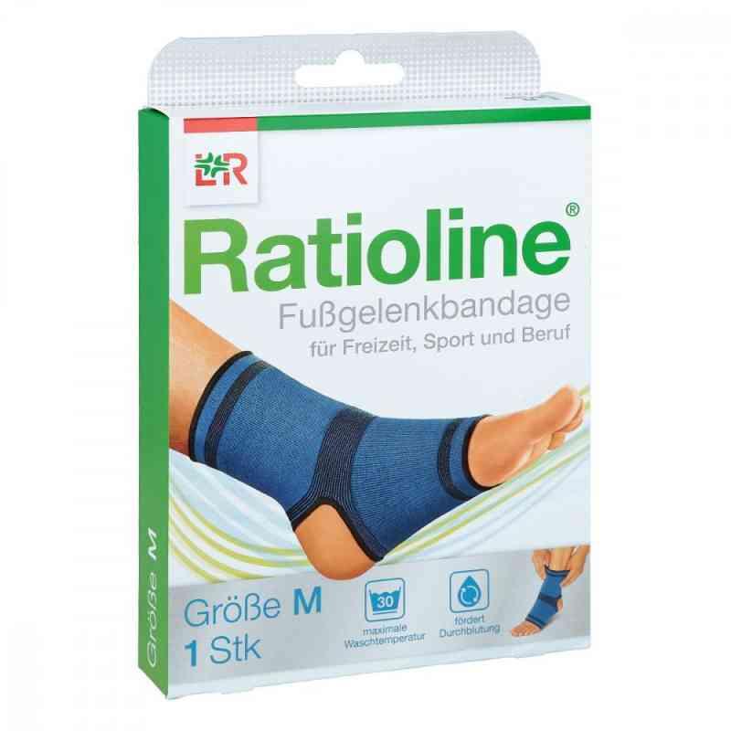 Ratioline active Fussgelenkbandage Größe m  bei versandapo.de bestellen