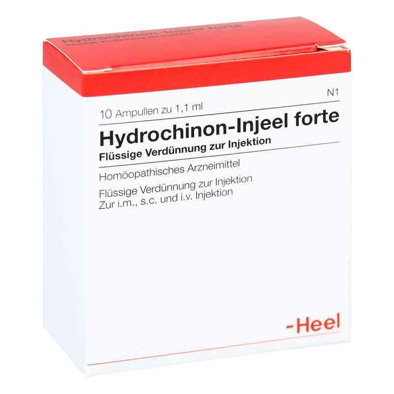 Hydrochinon Injeel forte Ampullen  bei versandapo.de bestellen
