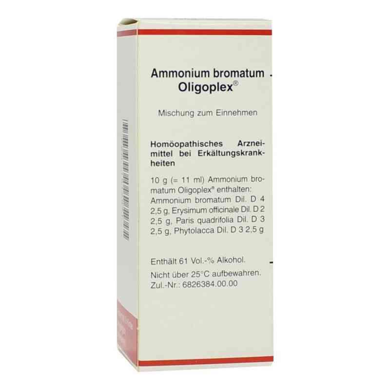 Ammonium Bromatum Oligoplex liquid.  bei versandapo.de bestellen
