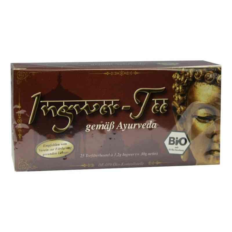 Ingwer Tee bio  bei versandapo.de bestellen