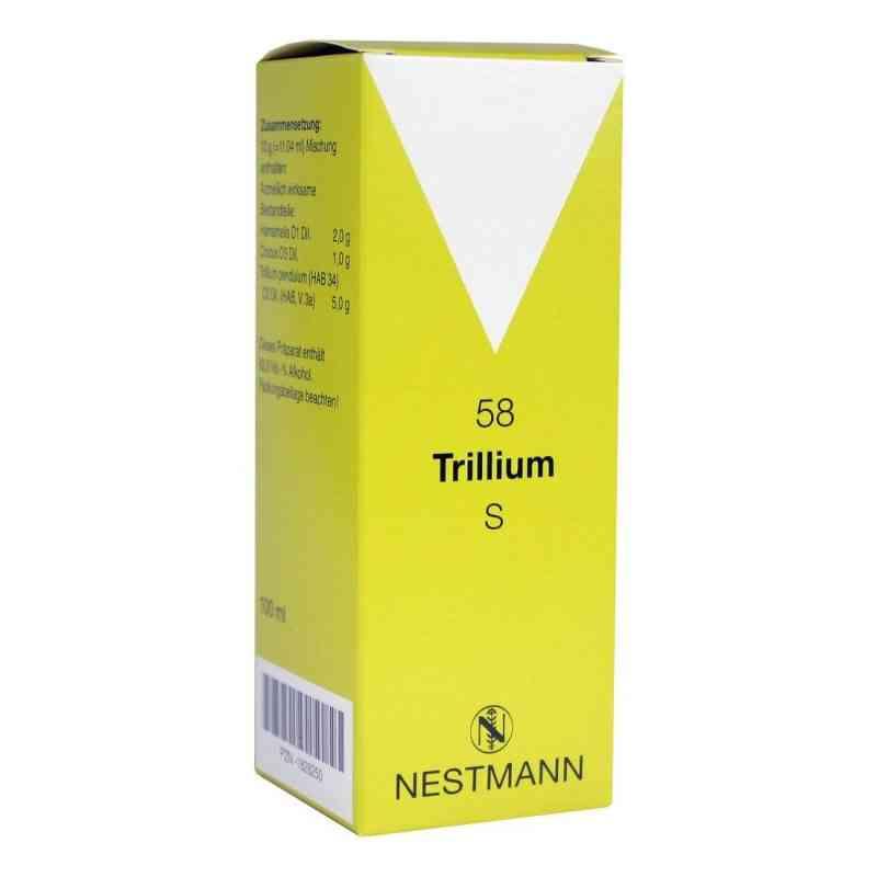 Trillium S 58 Tropfen  bei versandapo.de bestellen