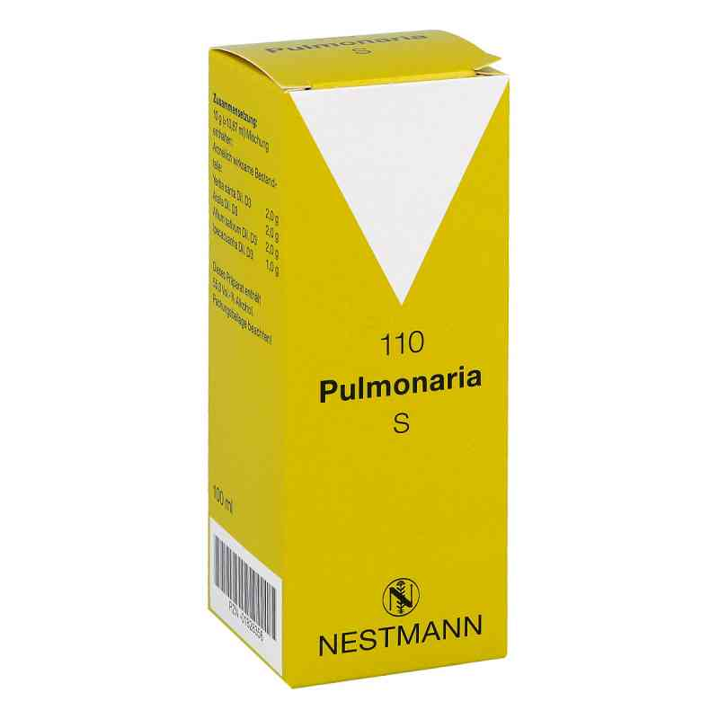 Pulmonaria S 110 Tropfen  bei versandapo.de bestellen