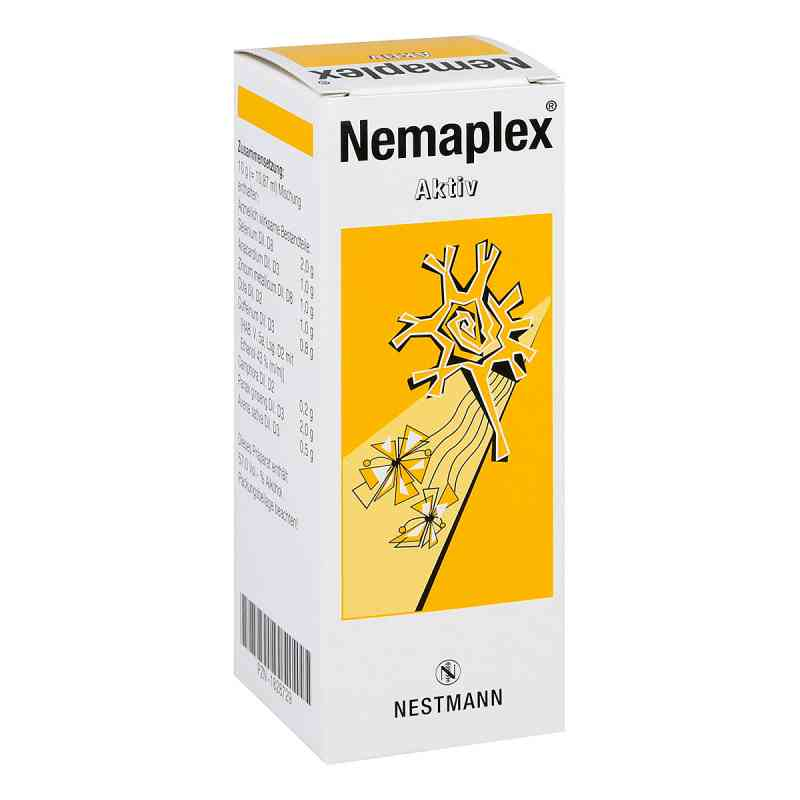 Nemaplex Aktiv Tropfen  bei versandapo.de bestellen