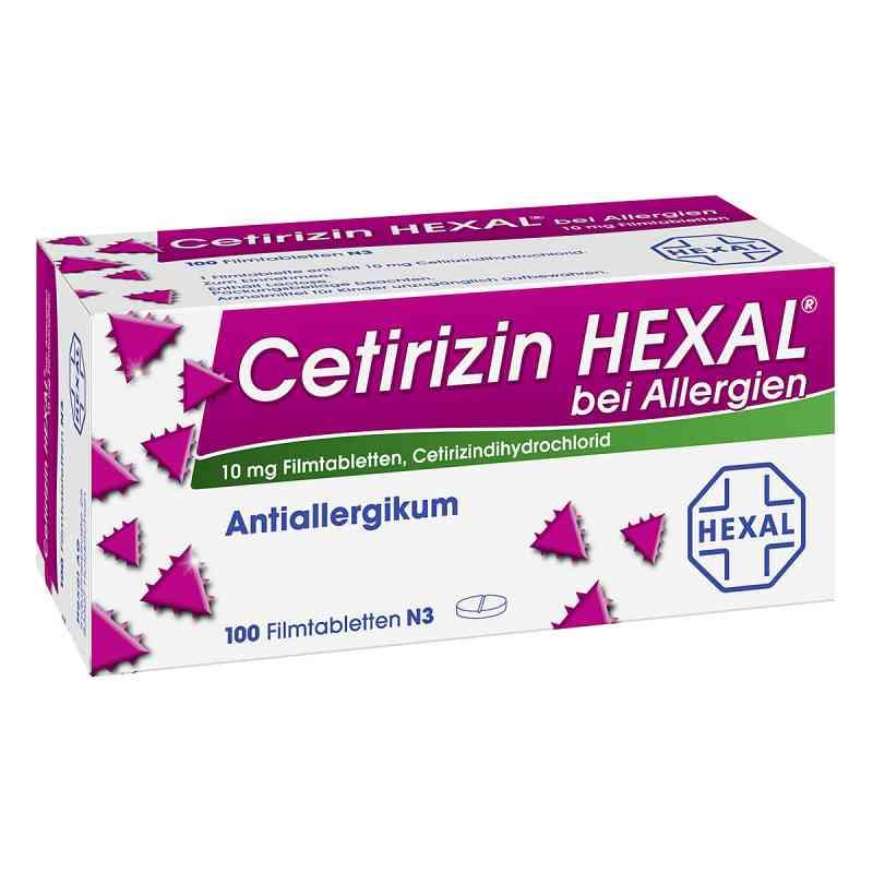 Cetirizin HEXAL bei Allergien  bei versandapo.de bestellen