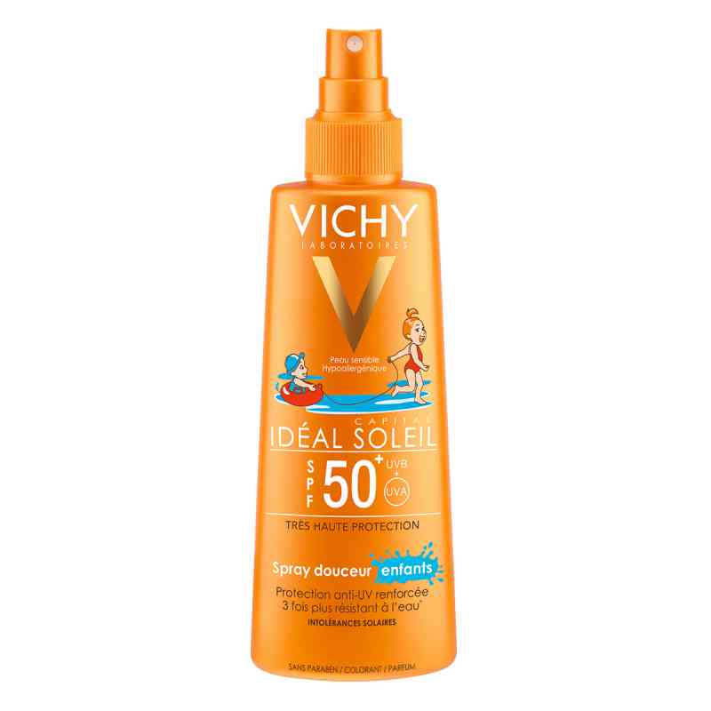 Vichy Capital Soleil Kinder Spray Lsf50  bei versandapo.de bestellen