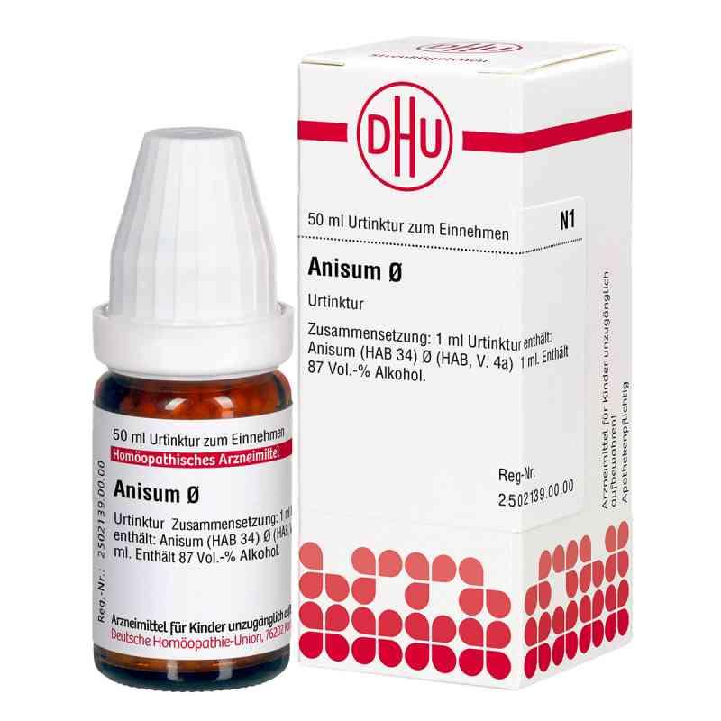 Anisum Urtinktur = D 1  bei versandapo.de bestellen